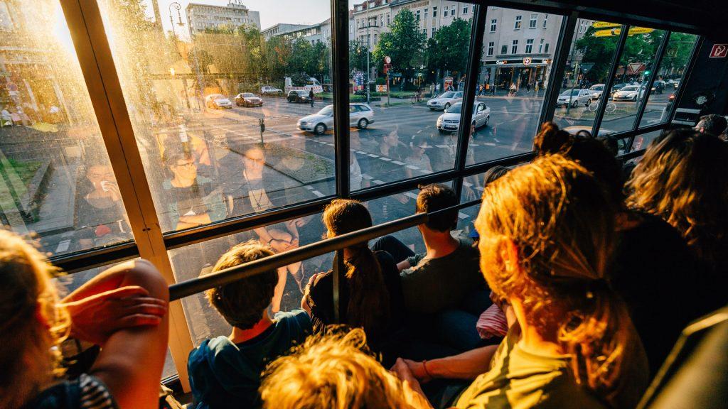 Eine Fahrt nach allen Regeln der Stadt_Credit André Wunsdorf