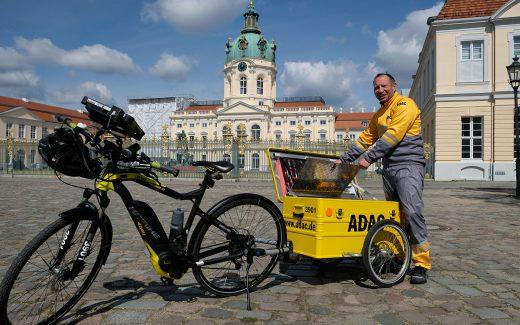 Die Pannenhilfe auf zwei Rädern ist seit April wieder unterwegs in Berlin